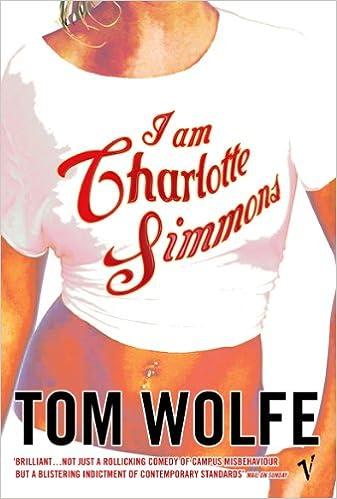 I Am Charlotte Simmons: Amazon.es: Tom Wolfe: Libros en idiomas extranjeros