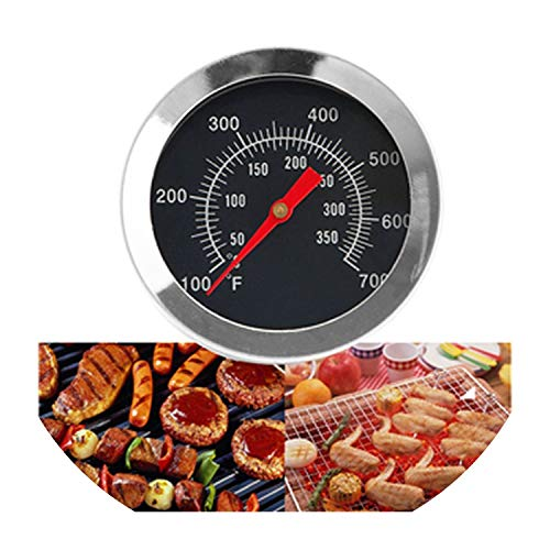 BBQ Accessories Grill Meat Thermometer Dial Temperature Gauge Gage Cooking Food Probe Household Stainless Steel Kitchen Tools,See Pictures