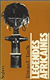 img - for LEGENDES AFRICAINES PAR TCHICAYA U TAM'SI book / textbook / text book