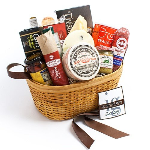The Foodie Gift Basket (5.4 pound) by igourmet