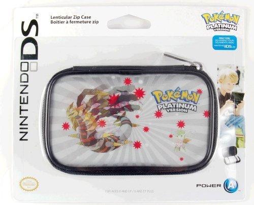 POKEMON PLATINUM NINTENDO DS LITE CARRYING CASE (Pokemon Platinum Nintendo Ds compare prices)