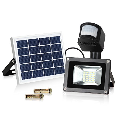 Solar Perimeter Security Lighting in Florida - 2