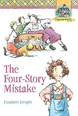 book cover of The Four-story Mistake