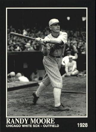 Amazoncom 1993 Conlon Tsn Baseball Card 924 Randy Moore Near Mint