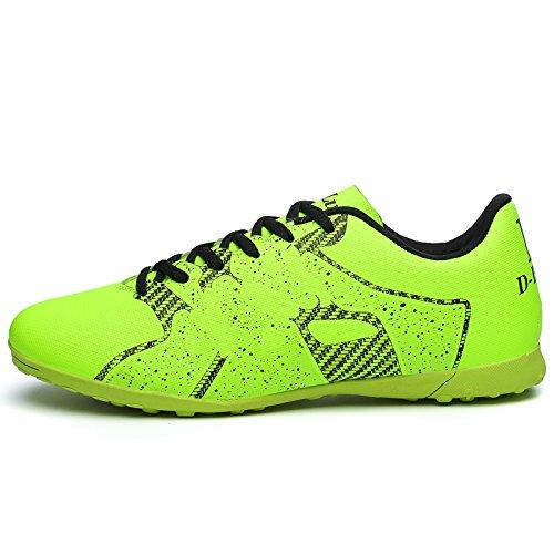 XING Lin Fußball Schuhe Jugend Training Schuhe Künstliche Grassland Student Damen und Herren Broken Nägel Specialty Fußball Schuhe 414243Meter farbe