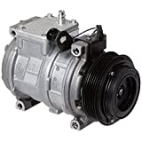 Denso 471-1114 New Compressor with Clutch