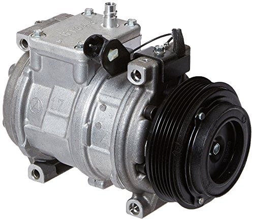 - Denso 471-1114 New Compressor with Clutch