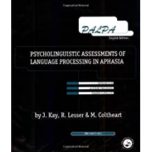 PALPA: Psycholinguistic Assessments of Language Processing in Aphasia