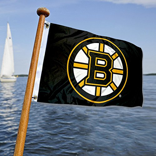 WinCraft Boston Bruins Boat and Golf Cart Flag