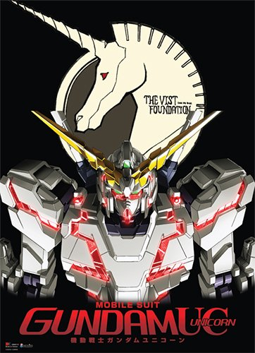 Great Eastern Entertainment Gundam UC RX-O Unicorn Gundam Wa