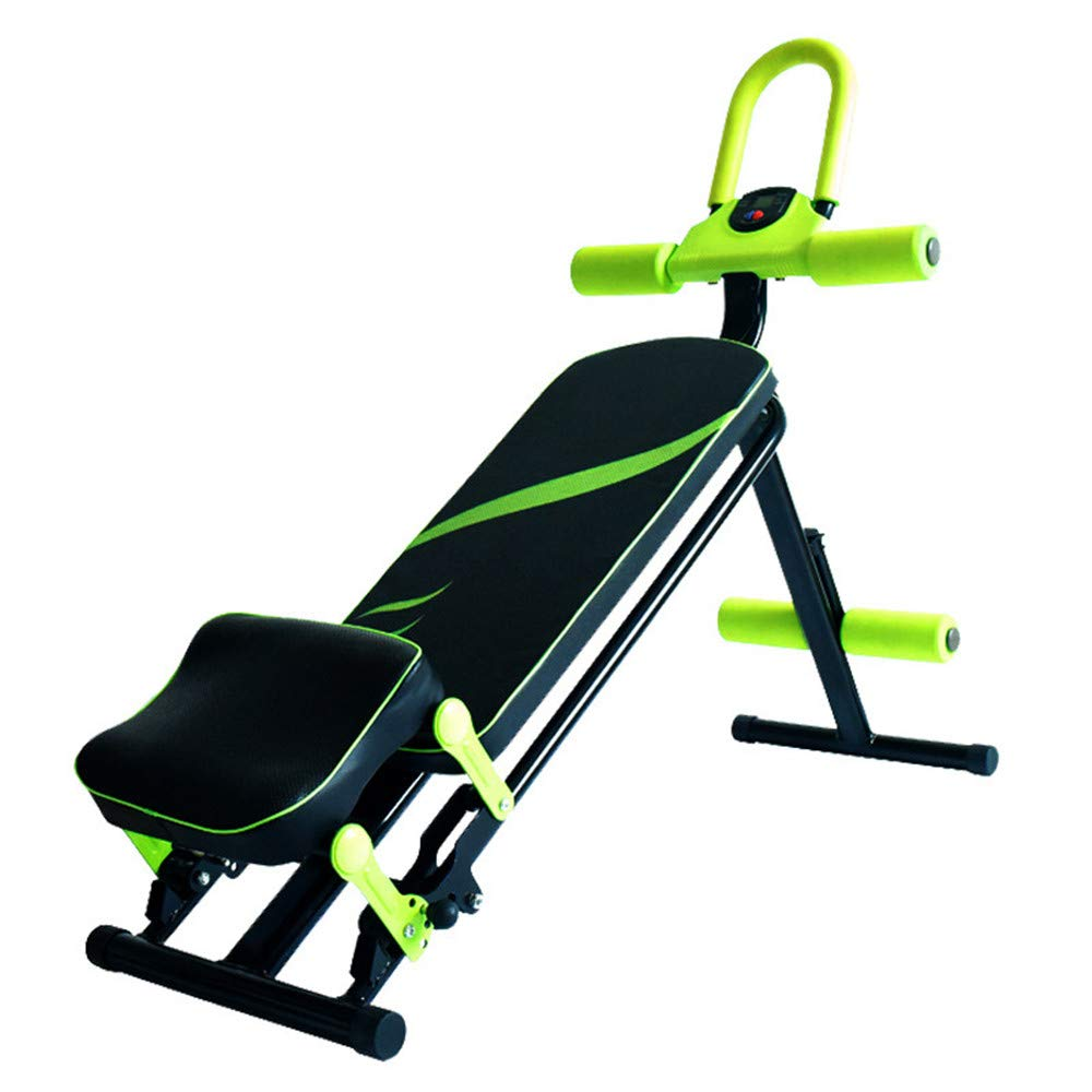 Wanlianer Übungsbank Multifunktionale Sit-up Board Bauch Abdomensmall Taille Zwei-in-One-Fitnessgeräte
