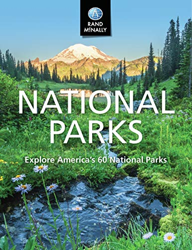 Book Cover: National Parks Explore America's 60 National Parks