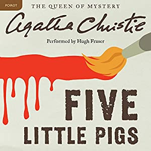 Five Little Pigs Audiobook