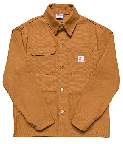 Pointer Brand Brown Duck Chore Coat XS Brown by Pointer