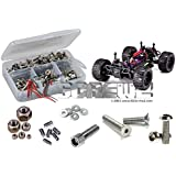 RCScrewZ RedCat Racing Volcano EXP Stainless Steel Screw Kit, Complete Replacement for RC Car Rusted and Stripped Screws…