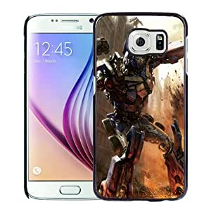 Beautiful Designed Case For Samsung Galaxy S6 Phone Case With Transformers Optimus Prime Artwork Phone Case Cover