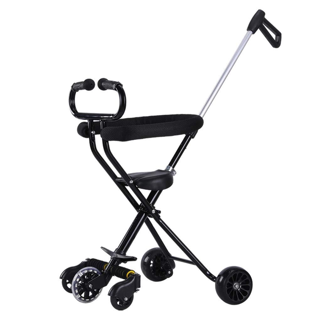 人気TOP CHS@ 子ども用自転車 軽量折り畳み式子供用三輪車ベビーカー5-Offroad B07PZK92WG Trolley Wheel Trolley 子ども用自転車 B07PZK92WG, 小浜町:2092489d --- senas.4x4.lt