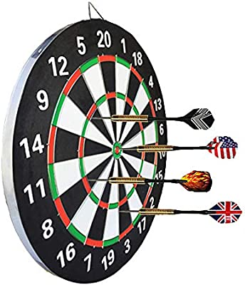 Dart Target Package - Home Sporting Goods, Thick Darts