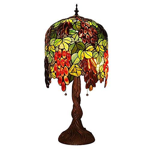 grape tiffany lamp - 8