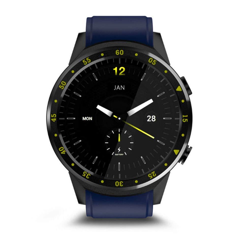 FEDULK Smartwatch Sports Fitness Activity Workout Heart Rate Tracker Blood Pressure Smart Watch(Blue) by FEDULK