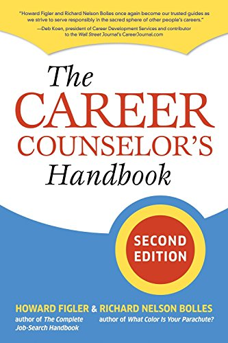 - The Career Counselor's Handbook
