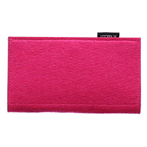 Credit Color 2087 01 Coin Long Purse Storing Black Wallet Women Card Rose WII6Rnqa7