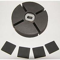 KHY PP204 1/2 thick Rotor Kit Reddy Desa Dyna Glo Mi-T-M KFA1000 68-3043 HA3004