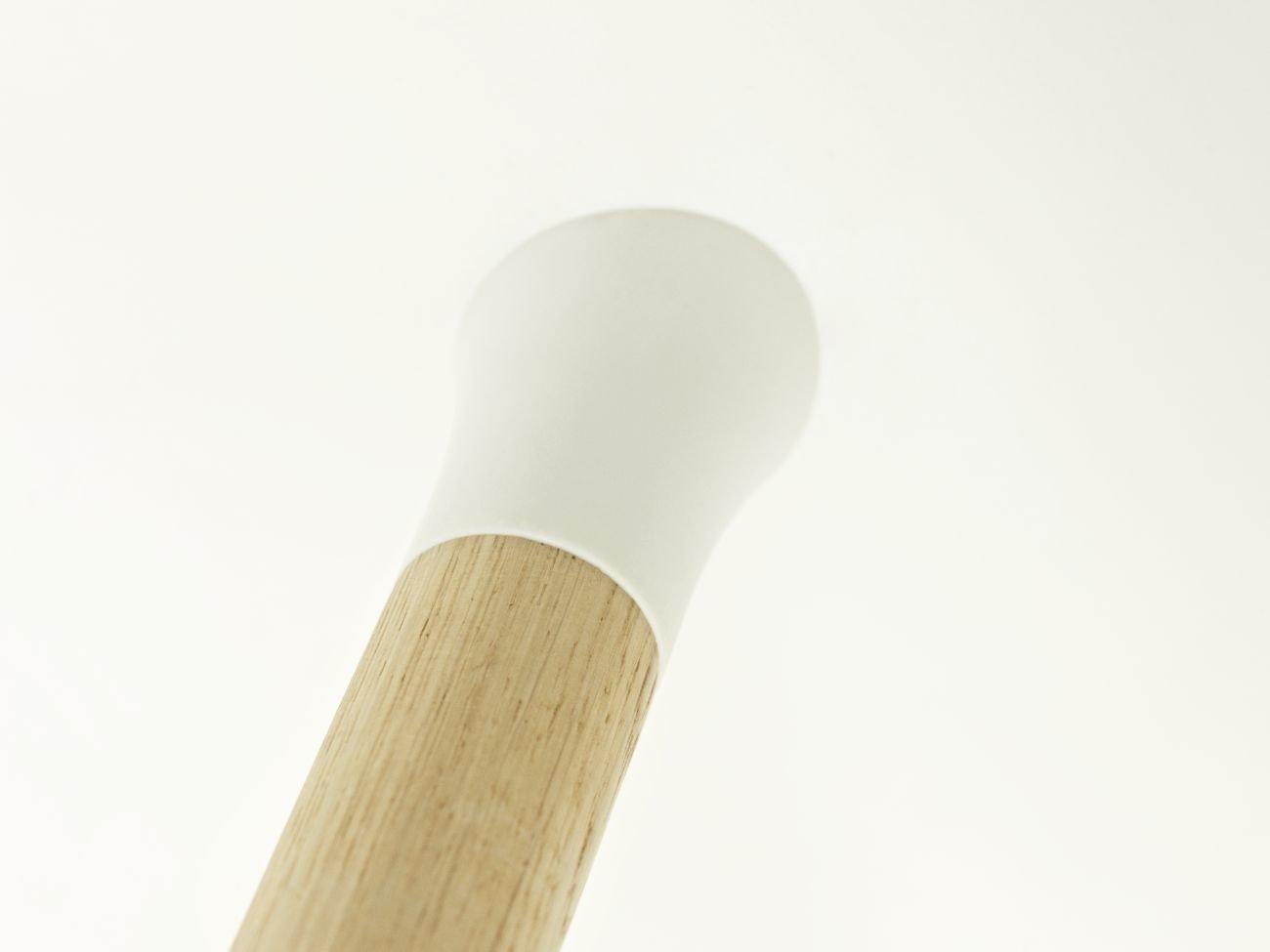 Normann Copenhagen Form Barstool Barstool Barstool 65 cm Weiß Oak daecc5