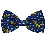Best bioworld Of Wars - Wonder Woman Logo Clip On Hair Bow Review