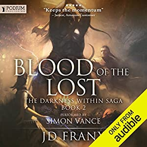 Blood of the Lost Hörbuch
