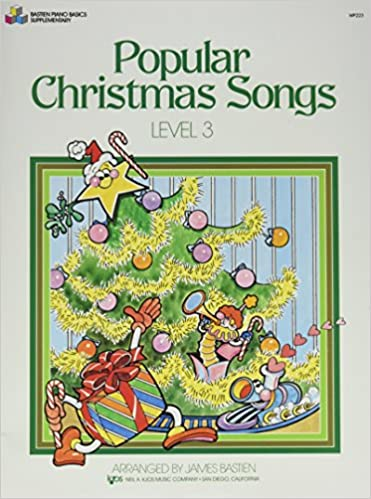 Download WP223 - Popular Christmas Songs Level 3 - Bastien PDF