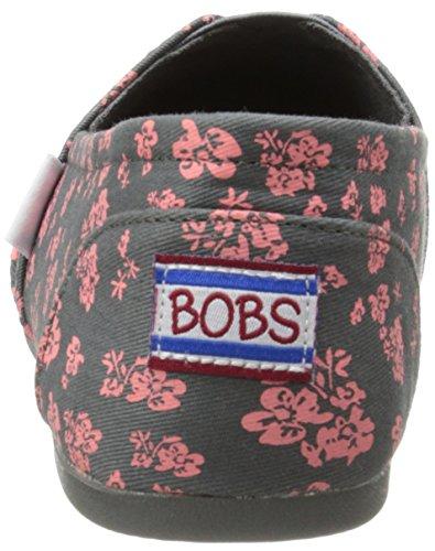 Skechers Bobs Soporte de Acolchado de Las Mujeres Gris - gris