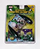 Marvel Comics The Incredible Hulk The Incredible Gameface and Grip Set for Nintendo Game Boy Advance SP by Marvel