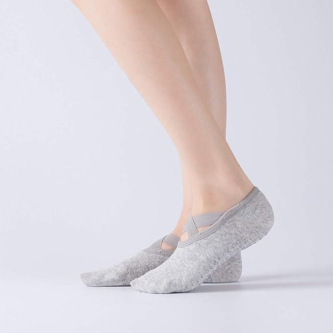 iNoDoZ Fashion Women Socks Anti Slip Finger-separated Yoga Socks Sport Ballet Dance Socks