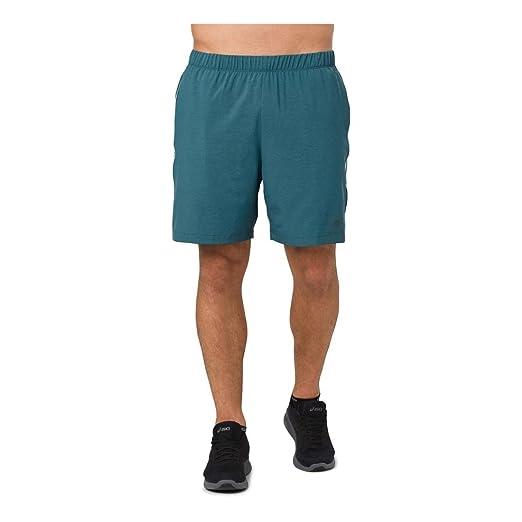 running shorts men asics