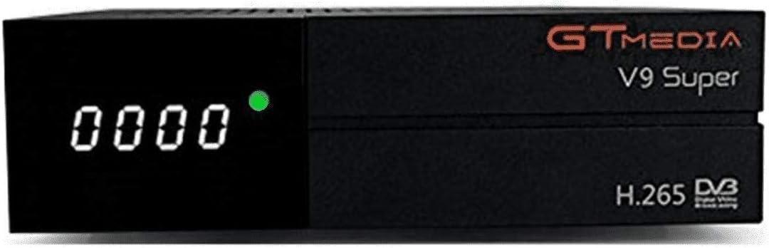 GTMEDIA V9 SUPER IPTV H.265 LAN: Amazon.es: Electrónica