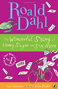 The Wonderful Story Of Henry Sugar And Six More 0553121545 Book Cover
