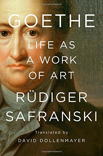 Goethe: Life as a Work of Art cover
