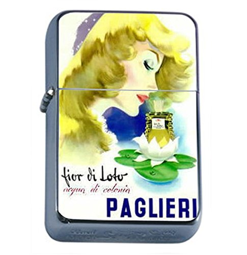 Paglieri Perfume Italy Lovely Oil Lighter D-444 by Perfection In Style