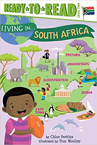 Living In South Africa 9781481470926