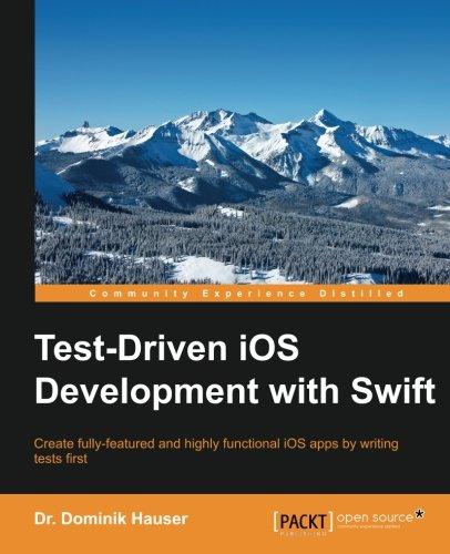 ios test driven development - 3