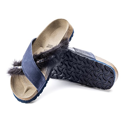 Papillio Women's Daytona Open Toe Sandals cozy-night blue (1007288) TwG7vZ3EN