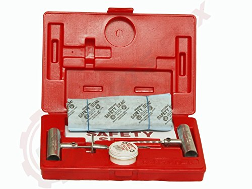 luxe Tire Repair Kit 30 Repairs (Safety Seal Tire Repair)