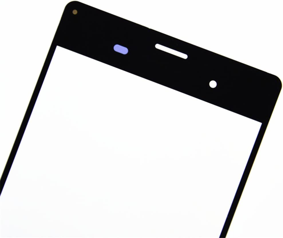 Mencia Black Color Touch Screen Digitizer Assembly For Sony Xperia Z3 L55T L55U D6653 D6633 D6603 With Free Tool NO LCD