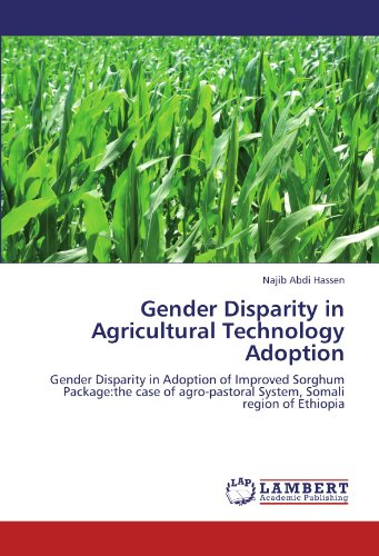Gender Disparity in Agricultural Technology Adoption: Gender Disparity in Adoption of Improved Sorghum Package:the case