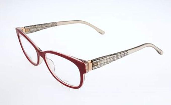 BOSS Hugo Brille Monturas de Gafas, Rojo (Rot), 54.0 para ...