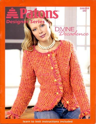 Divine Decadence (Patons Designer Series, 500209DD)