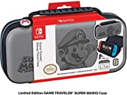 Officially Licensed Nintendo Switch Super Mario Carrying Case - Protective Deluxe Hard Shell Travel Case with