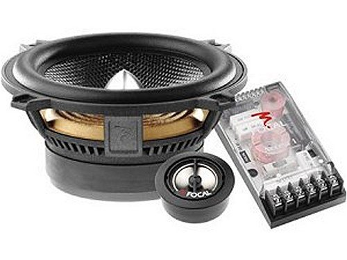 (Focal Access 130 A1 5.25-Inch 2-Way Component Speaker Kit )