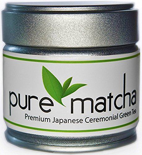 Pure matcha powder